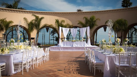 Outdoor Wedding Or An Indoor Wedding