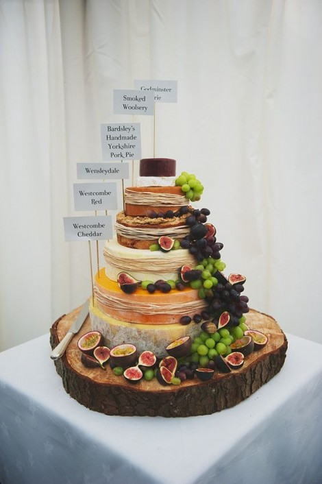 wedding cake ideas fruit cake