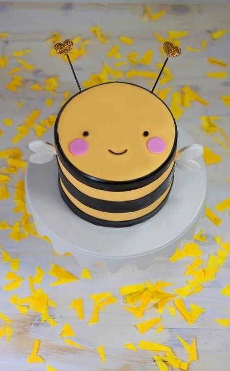 bumblebee-first birthday