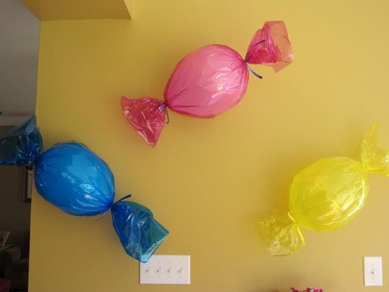 2 year old birthday party idea candyland