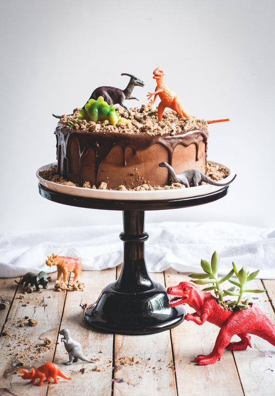 2 year old birthday idea- dinosaurs