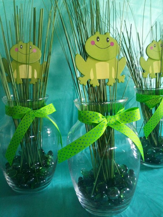 2 birthday party ideas-frog