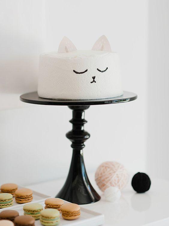 2nd birthday idea- kitty
