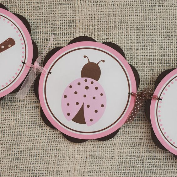 2nd birthday idea- lady bug theme