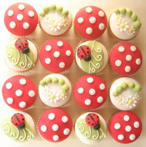2nd birthday idea- lady bug