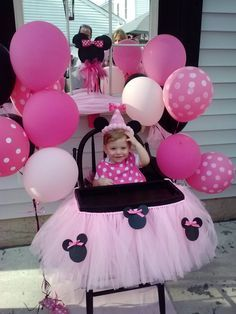 2nd birthday- minnie mouse theme