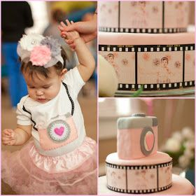 first birthday theme idea