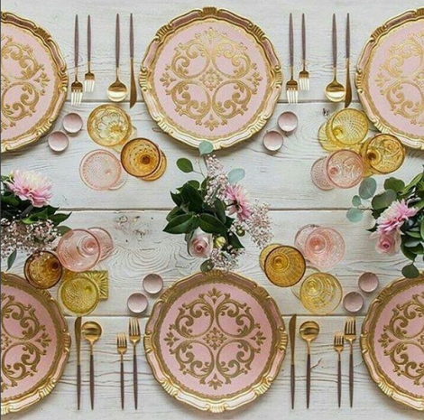 table-setting-for-weddings
