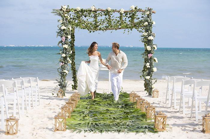 tips for beach wedding