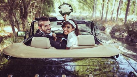 7 Factors to Consider While Booking the Best Wedding Car