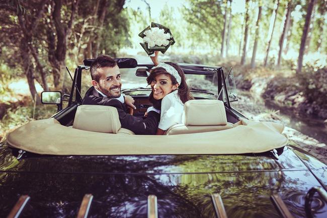 the best wedding car