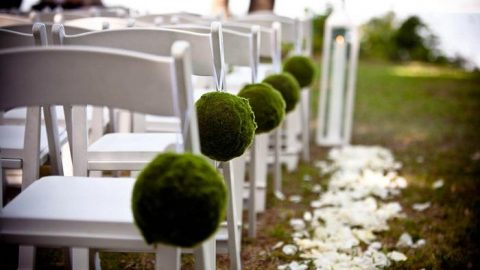 Ever Thought About an Outdoor Wedding?