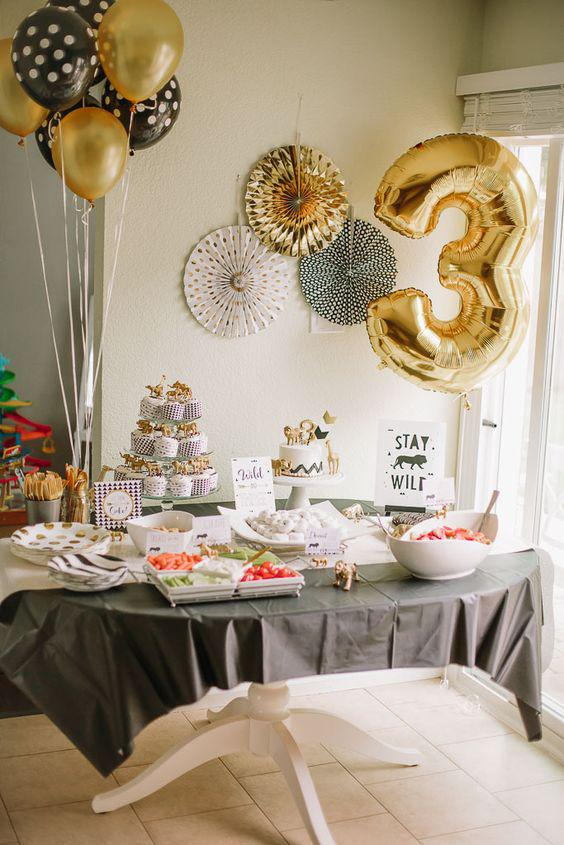 10 Ideas For 3 Year Old Birthday Celebration Party Especialz