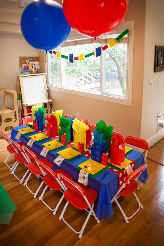 10 Ideas for 3 Year Old Birthday Celebration Party - Especialz