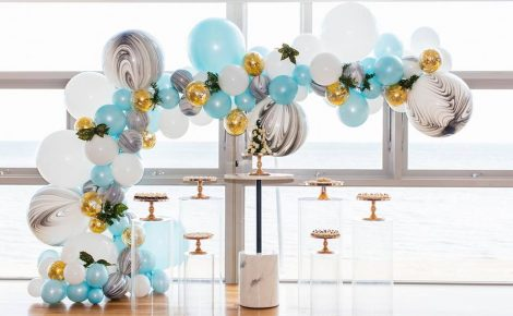 Baby Shower Themes And Colors color theme baby shower: blue and gold - especialz